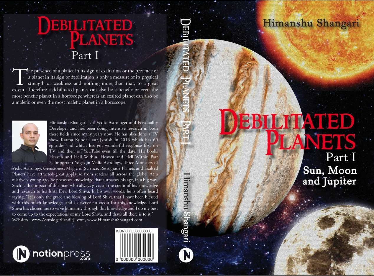 Debilitated Planets Part 1