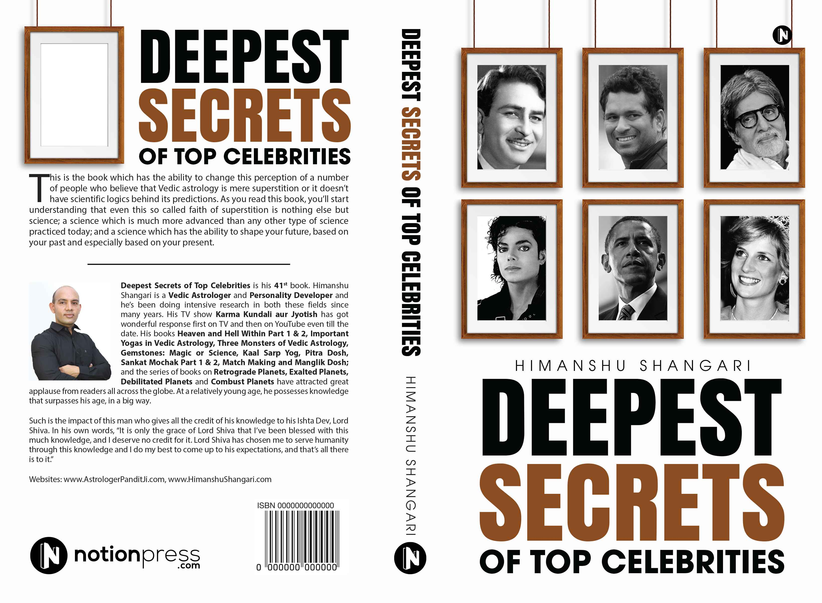 Deepest Secrets of Top Celebrities