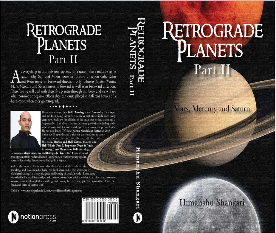 Retrograde Planets Section | AstrologerPanditJi com