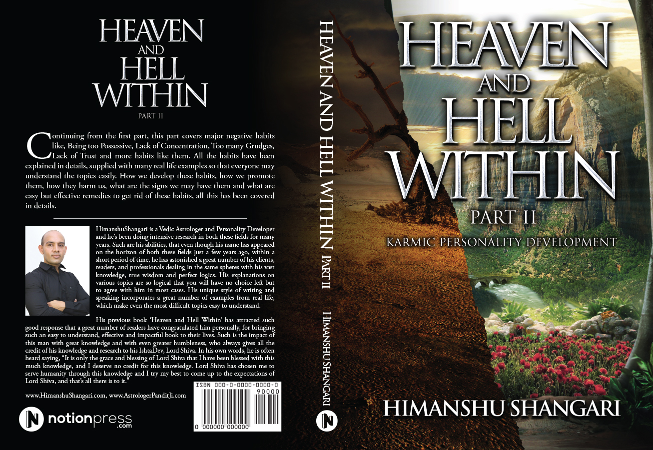 Heaven and Hell Within Part 02