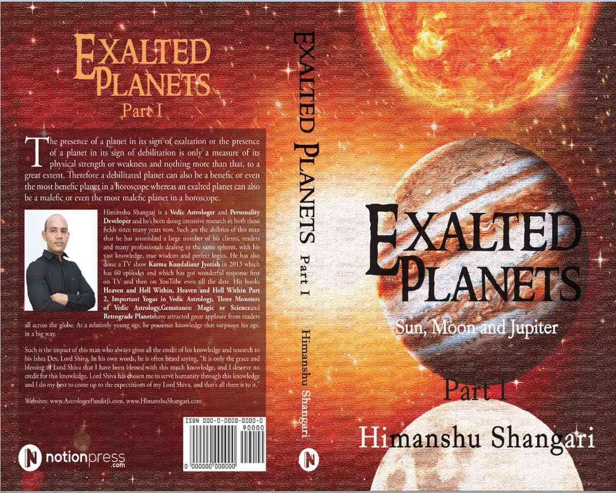 Exalted and Debilitated Planets | AstrologerPanditJi com