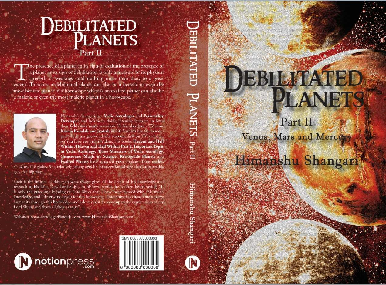 Debilitated Planets Part 2