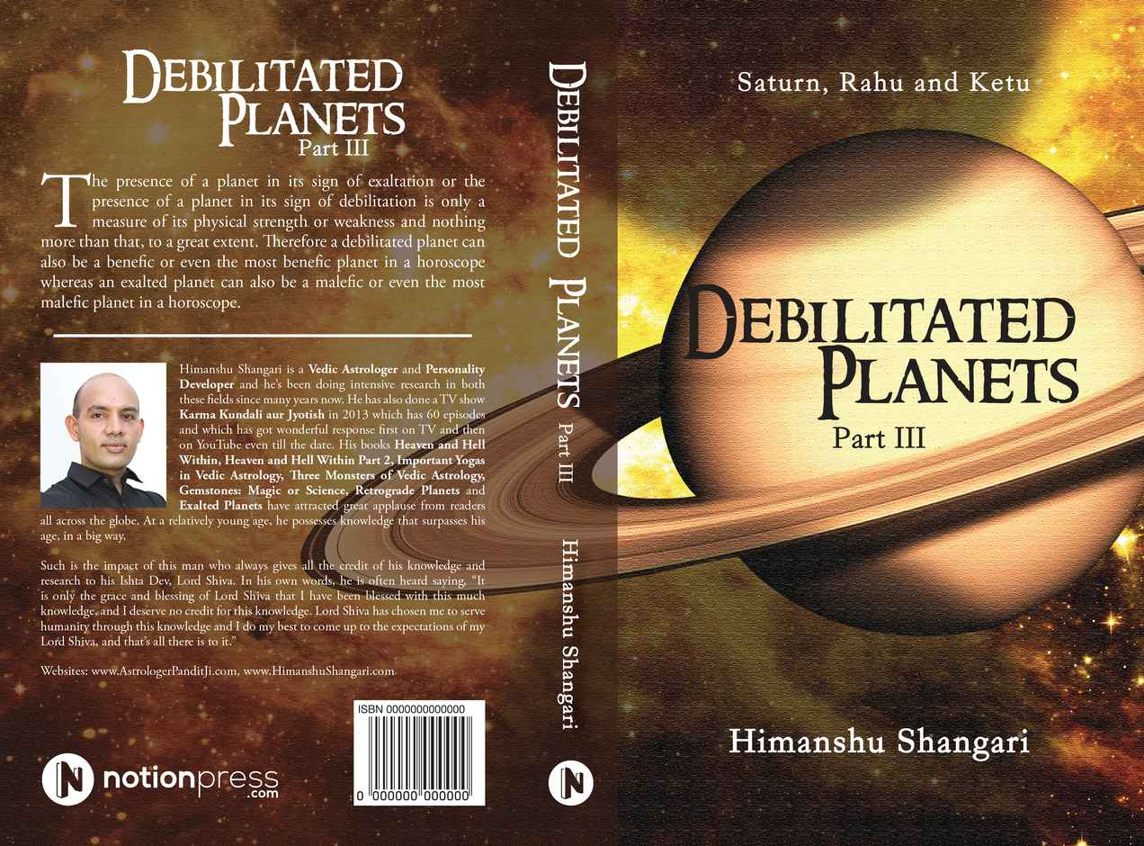 Debilitated Planets Part 3
