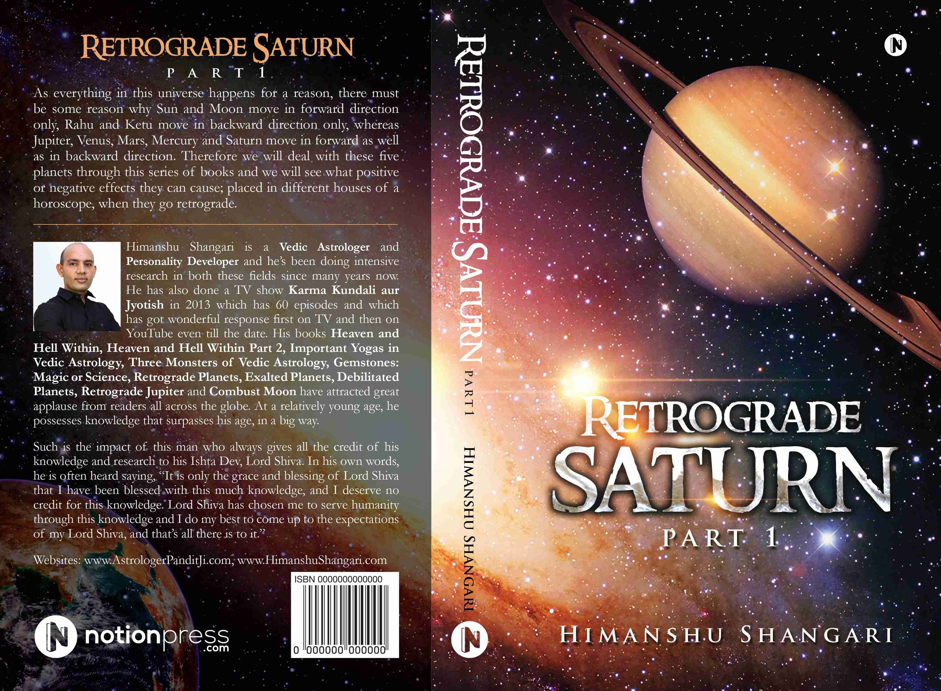 Retrograde Saturn Part 1