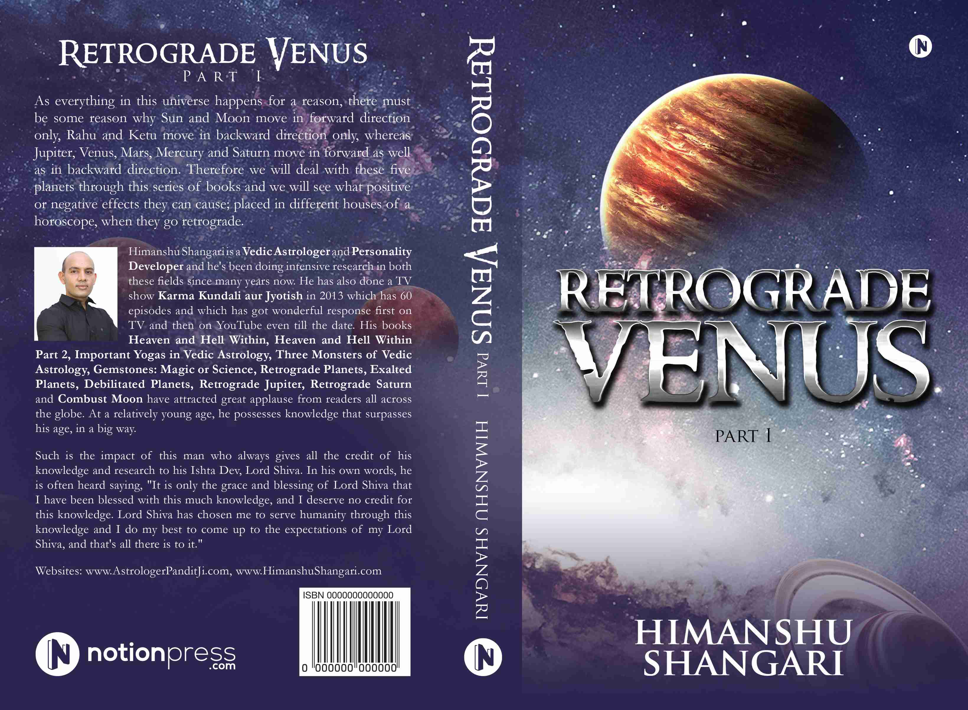 Retrograde Venus Part 1