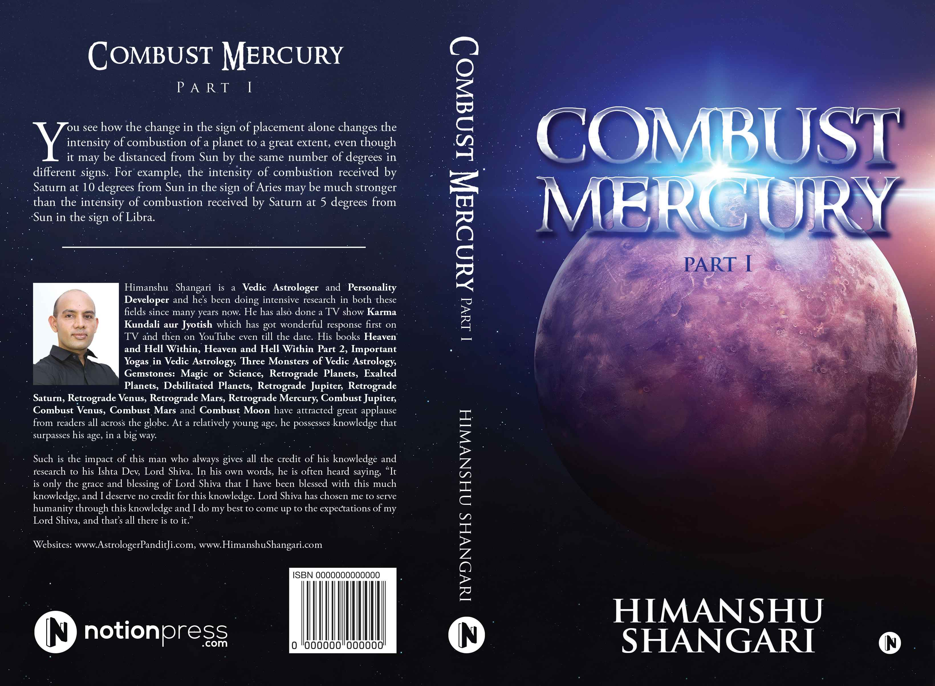 Combust Mercury Part 1