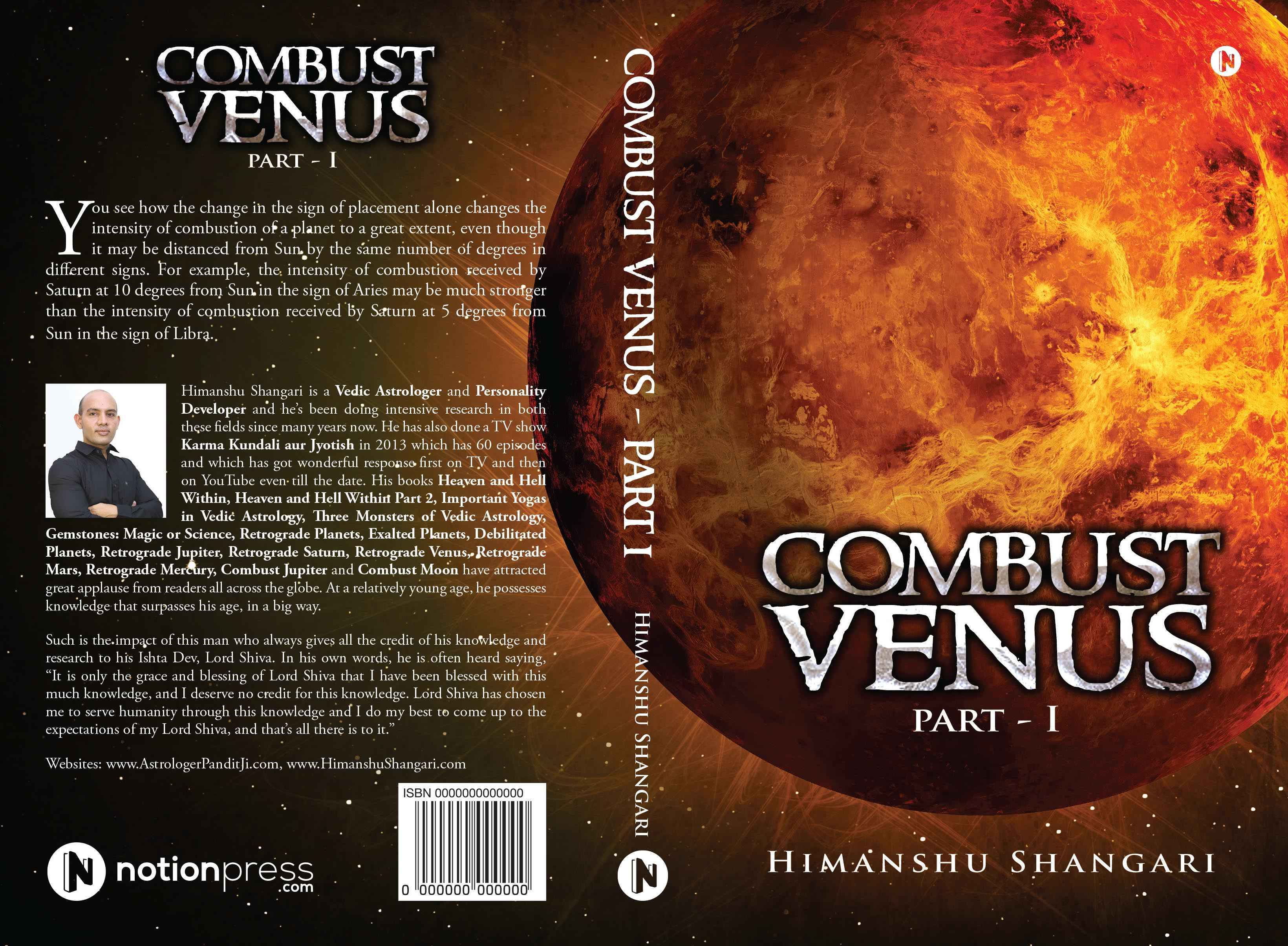 Combust Venus Part 1