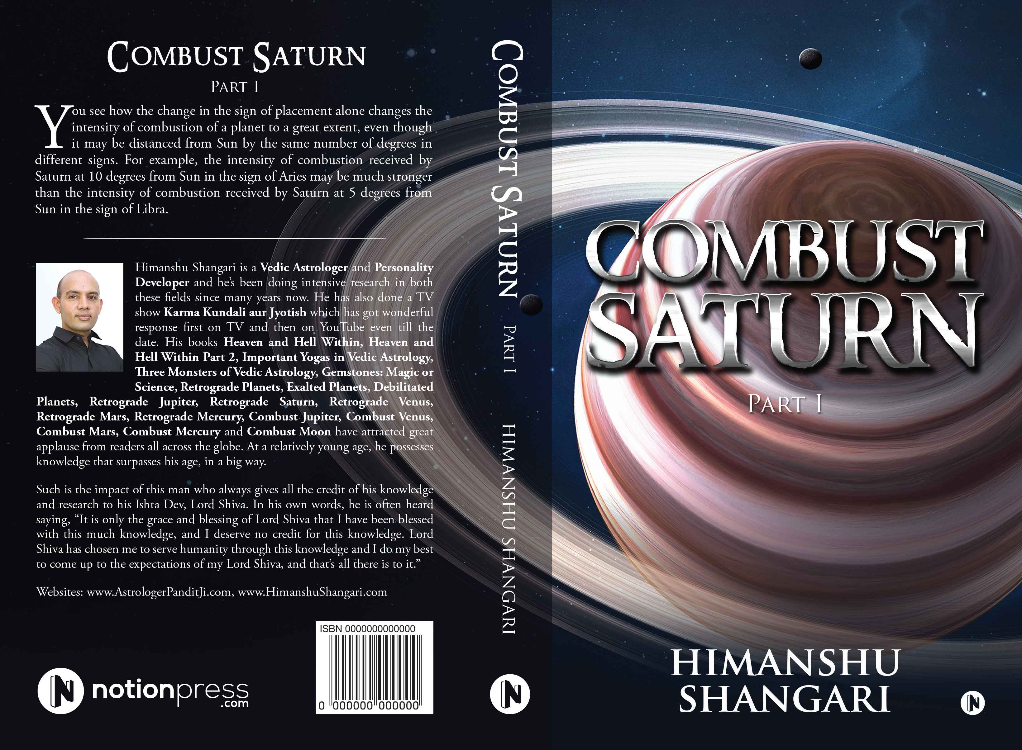 Combust Saturn Part 1