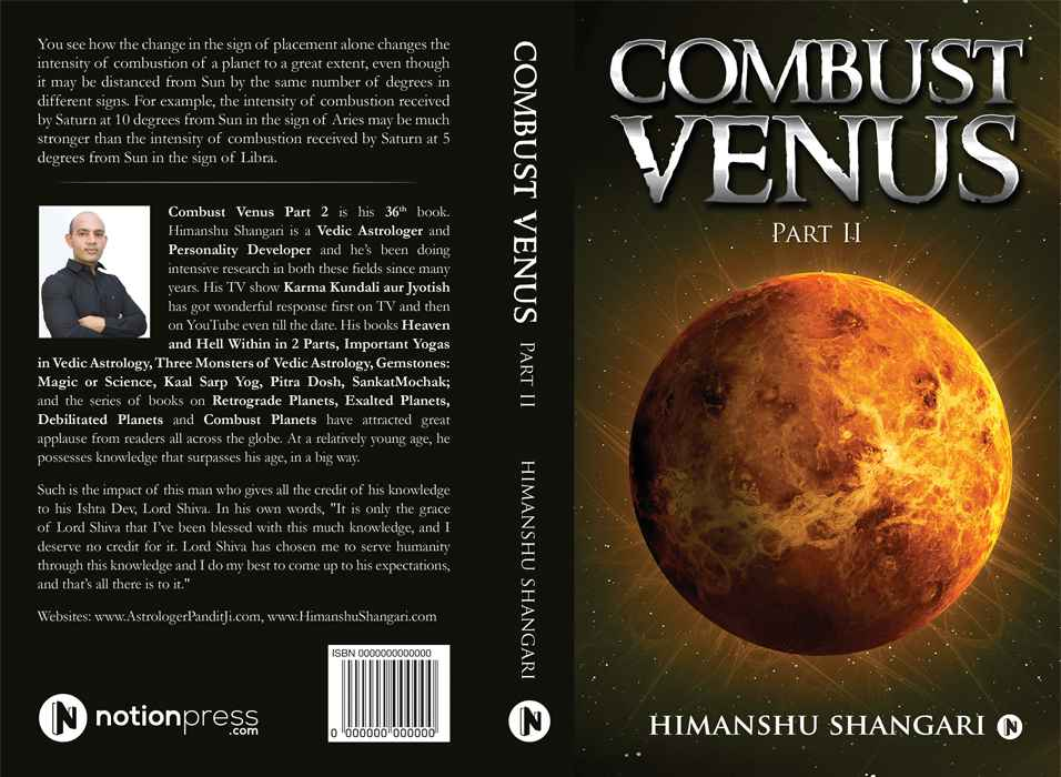 Combust Venus in 8th House in Aquarius | AstrologerPanditJi com