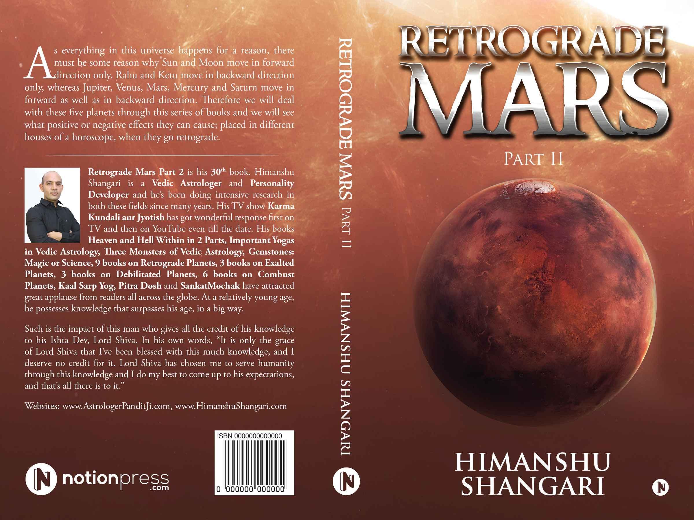 Retrograde Mars Part 2