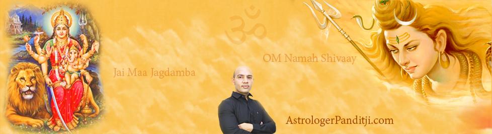 AstrologerPanditji.com Himanshu Shangari website