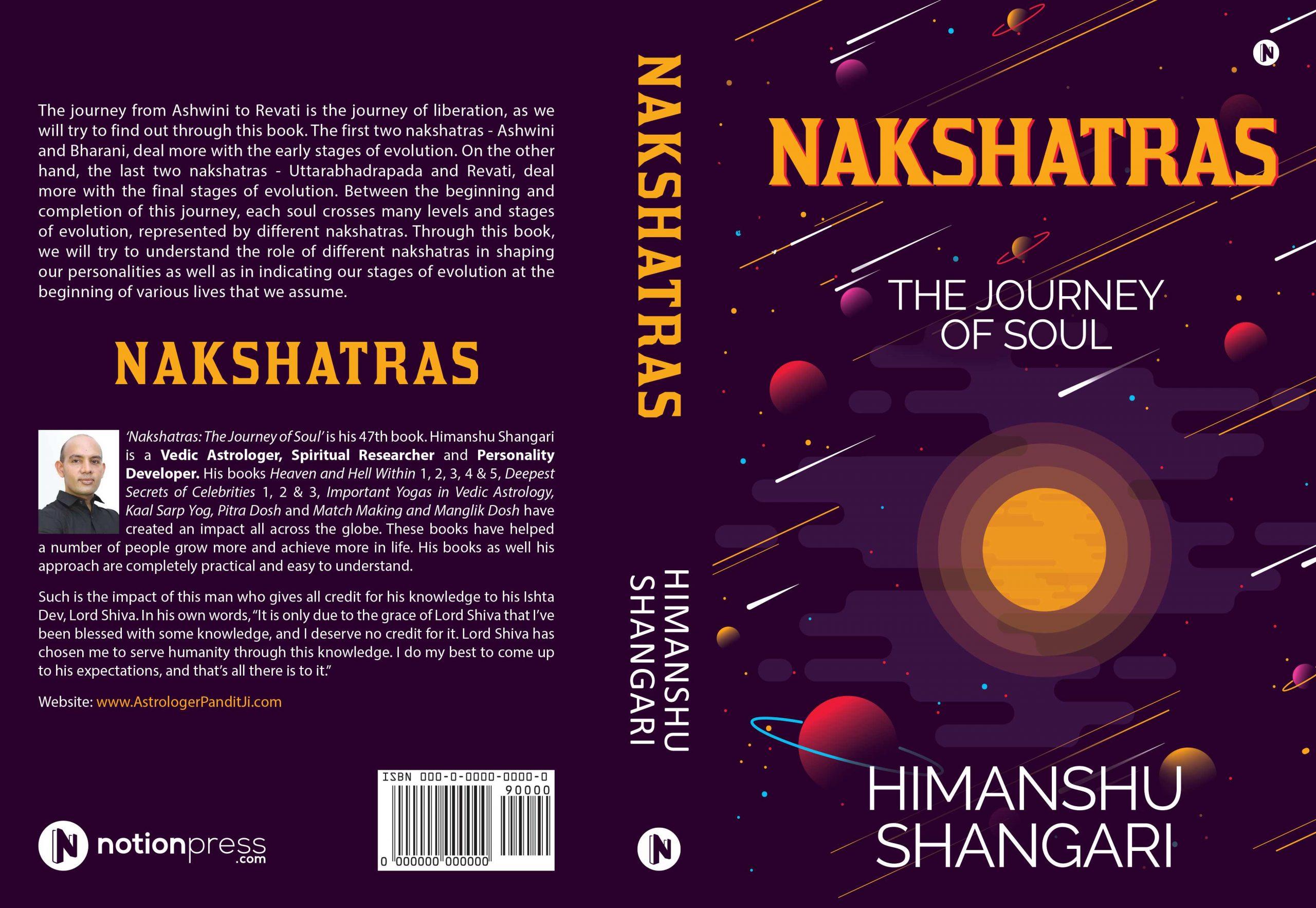 Nakshatras - The Journey of Soul